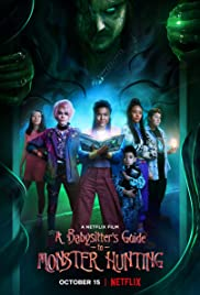 A Babysitters Guide to Monster Hunting - Hindi - BRRip