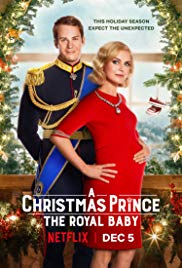 A Christmas Prince - The Royal Baby - Hindi - BRRip