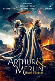 Arthur and Merlin - Knights of Camelot - BRRip
