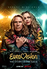 Eurovision Song Contest - The Story of Fire Saga - BRRip