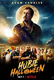 Hubie Halloween - Hindi - BRRip