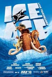 Ice Age 4 - Continental Drift - Hindi - BRRip