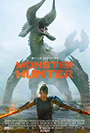 Monster Hunter - Hindi - BRRip