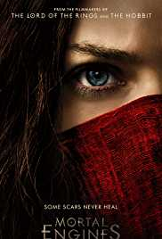 Mortal Engines - Hindi - DvdScr