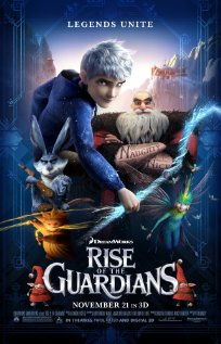 Rise Of The Guardians - DvdScr