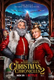 The Christmas Chronicles 2 - Hindi - BRRip