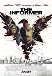 The Informer - Hindi - BRRip