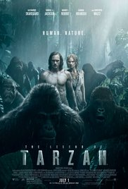 The Legend of Tarzan - SCam