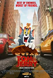 Tom and Jerry - The Movie - Hindi - BRRip